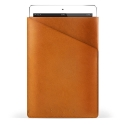무쪼(MUJJO) Slim Fit iPad Air Sleeve - Tan