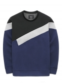 스와인즈() Neo askew sweatshirts cobalt blue