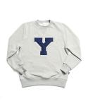 """Y Sweatshirt """"Grey"""" HWC"""