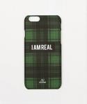 앤커버 [앤커버]Iamreal-Green Check 6 아이폰6
