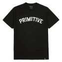 프리미티브(PRIMITIVE) 15 SP PRIMITIVE SLAB TYPE TEE BLACK