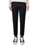 쟈니웨스트() Tencut Slacks (Black)