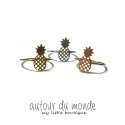 오뜨르 뒤 몽드(AUTOUR DU MONDE) PINEAPPLE RING