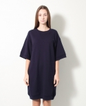 모한(MOHAN) [MOHAN] OVERSIZED ONE PIECE NAVY 모한