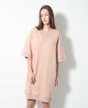 모한(MOHAN) [MOHAN] OVERSIZED ONE PIECE BEIGE 모한
