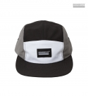 브라운브레스 BLOCK CAMP CAP - BLACK