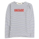 언티지() UMR 07 untage stripe long sleeve_white(남여공용)