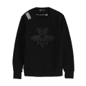 디렉터 비(DIRECTOR BEE) LOGICAL-D SWEAT SHIRT_BK
