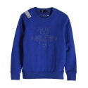디렉터 비(DIRECTOR BEE) LOGICAL-D SWEAT SHIRT_BL