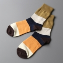 모스그린(MOSSGREEN) 7 BRICK SOCKS - 002