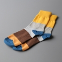 모스그린(MOSSGREEN) 7 BRICK SOCKS - 004