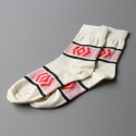 모스그린(MOSSGREEN) COTTON AZTEC SOCKS - 001