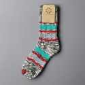 모스그린(MOSSGREEN) NEP STRIPE SOCKS - 003
