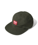 Konnor Back Sateen Work Cap Olive