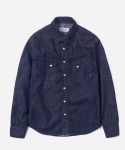 15 S/S ONE WASHED WESTERN SHIRTS