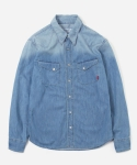 15 S/S WASHED WESTERN SHIRTS