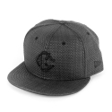 크룩스앤캐슬(CROOKS & CASTLES) Mens Woven Fitted Cap - Ornate C