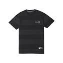 [S.V.ACE]  Stripe T-Shirts (Black)