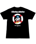 킬러비(KILLER BEE) Mask Surfer T- Shirt (black)