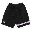 [NYPM] BUTWISE SWEAT SHORTS (BLK)