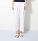 모한(MOHAN) [MOHAN] WIDE CUFFS PANTS WHITE 모한