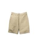 리타 Fatigue shorts beige