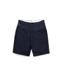 리타(LEATA) Fatigue shorts navy