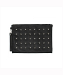 위고(WEGO) STAR STUDS CLUTCH BAG