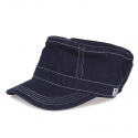 레드 캡(RED KAP) Work Cap (Indigo)