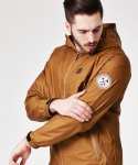 Leaf12 wind breaker CAMEL