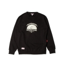 OUTDOOR Sweat Shirts BLACK