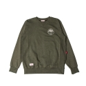 젬킨스(JEMKINS) MT-RESCUE Sweat Shirts KHAKI