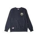 젬킨스(JEMKINS) MT-RESCUE Sweat Shirts NAVY