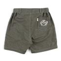 언티지 UTP 86 banding bermuda shorts_khaki