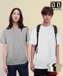[3장 묶음] BASIC DISCENE 반팔 티셔츠 3color
