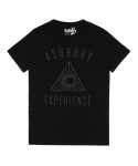 애쉬버리(ASHBURY) MOON TEE BLACK
