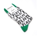 그린블리스(Green Bliss) [Organic cotton] GREEN BLISS x duboo Play White