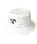 MINIMAL CITY CLASSIC BUCKET wh