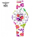 보이런던와치(BOYLONDON WATCH) 보이런던 젤리시계 SWEET HONEY NO.73 BLD845-ROSEBERRY