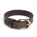 언티지 UTM 701 single hardy bracelet_brown(남여공용)
