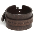 언티지 UTM 702 double hardy bracelet_brown(남여공용)