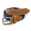 언티지 UTM 202 comb webbing belt_navy