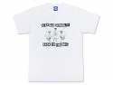 매드사우스(MADSOUTH) Beastieboys T-shirts WHITE