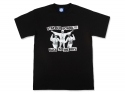 매드사우스(MADSOUTH) Beastieboys T-shirts BLACK