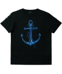 디파스칼(DEPASCAL) ANCHOR 1/2 T-SHIRT