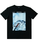 디파스칼(DEPASCAL) NORTH_POLE 1/2 T-SHIRT