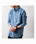 위고(WEGO) CHAMBRAY SHIRTS