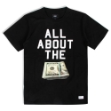 스턴트(STUNT) [스턴트] STUNT Money Rack Tee (Black)