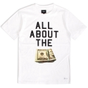 스턴트(STUNT) [스턴트] STUNT Money Rack Tee (White)