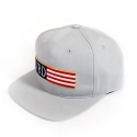 스턴트(STUNT) [스턴트] STUNT HVRD Flag Snapback (Ice Gray)